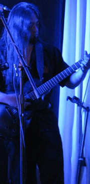 Dan Araquel - Rhythm/Lead Guitars