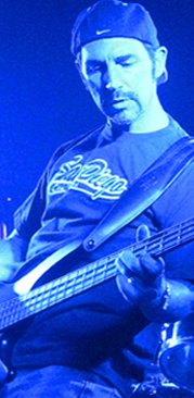 Rod Albon - Bass Guitar